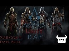 ASSASSINS CREED UNITY RAP | ZARCORT Y DAN BULL