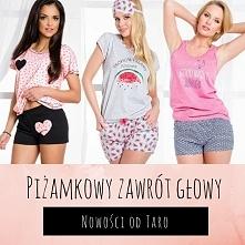 Subtelne, wygodne i niezwykle dziewczęce – poznaj piżamki i koszulki od Taro!