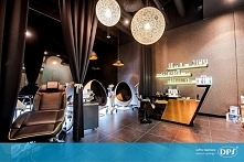 Aranżacja salonu kosmetycznego z udziałem sufitów napinanych DPS - to kolejny...