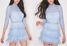 Sukienka na Wesele Baby Blue