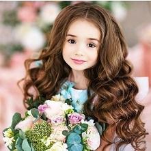 Śliczna dziewczynka