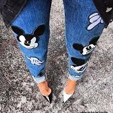 chcę takie spodnie, wiecie ...