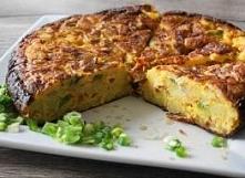 Hiszpańska tortilla de patatas czyli ziemniaczany omlet