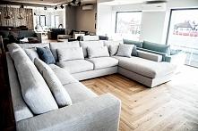 Nowoczesny i stylowy NAROŻNIK PESCARA  Zapewnia wysoka kulturę wypoczynku, a bogata oferta modułów pozwala dopasować narożnik do każdego wnętrza