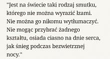 "~ViktoriaBlack96 ""Smutne Cytaty"" do znalezienia na Wattpad"