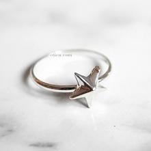 pierścionek gwiazdka - sklep OTIEN - kliknij w zdjecie