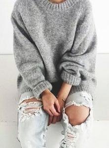 spodnie z dziurami, OMG kochamm