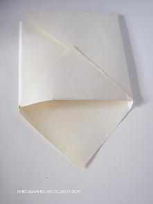 Diy koperta krok po kroku  Origami