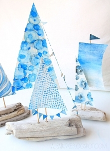 5 pamiątek DIY znad morza - morskie inspiracje