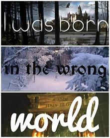 urodziłam się w niewłaściwy...