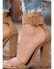 light brown sandals