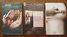 odsprzedam w komplecie 3 książki Paulo Coelho Weronika postanawia umrzeć Na b...