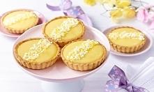 Tartaletki z kremem cytrynowym