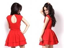 Cudowna sukienka Sandra z f...