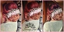 Próbna ślubna ;) Możecie znaleźć Mnie na fb wpisując : HeavenlyHairByKasia