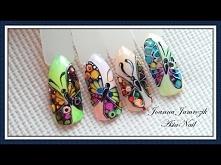 Motyle wypełniane PIEGAMI
