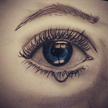 Uwielbiam oczy