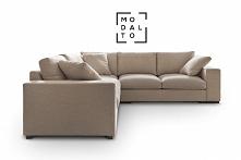 Narożnik Pescara Modalto Concept Tradycyjne rozwiązanie w nowoczesnej oprawie wzorniczej Narożnik mozna komponowac z dowolnych modułów lub zdecydowac się po prostu na sofe W zal...