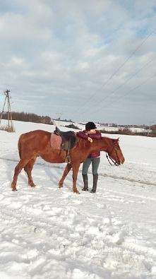 Wspomnienie zimy :)