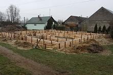 Budowa domu etap 1 - równan...