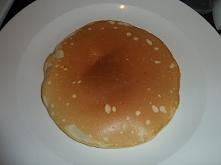 Pyszne pancakes - przepis po kliknięciu w zdjęcie :)