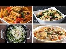 8 One-Pot Pastas - czyli 8 sposobów na makaron. Pycha!