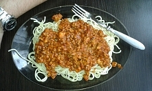 spaghetti :) coś mnie natchnelo. .. :)