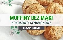 Muffinki bez mąki
