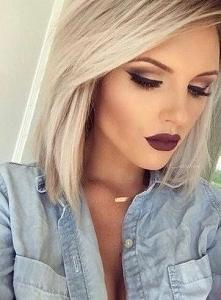 Blonde #Hair#Make Up#