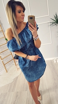 #DRESS #JEANS #OMBRE #Be inspired ESHOPPER