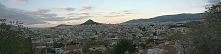 widok z okolic Akropolu