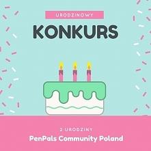Konkurs na 2 Urodziny PenPa...