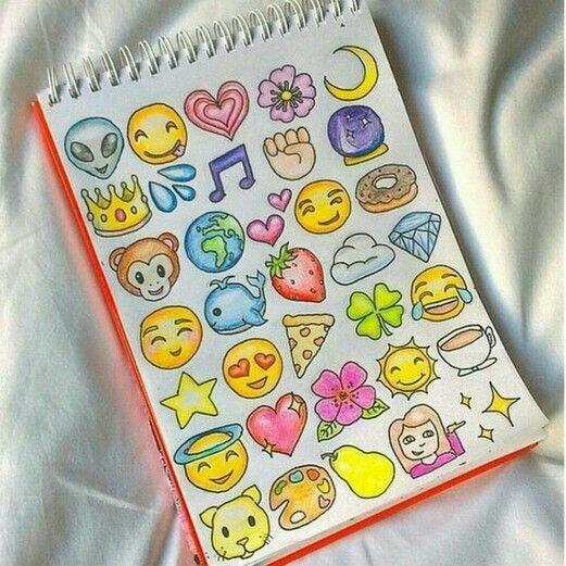 notatka emocji ☺☺