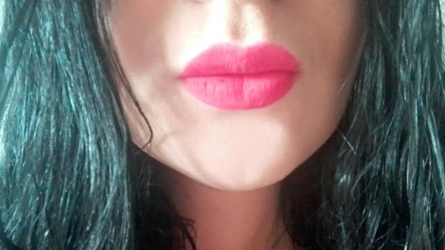 Chcecie wiedzieć co mam na ustach? Zapraszam na bloga, nowy wpis. Kliknij w zdjęcie :)