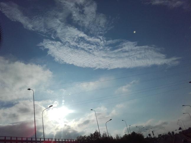 słońce się odzywa