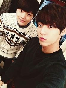 Sungjae & Minhyuk (BTOB)
