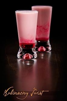 Różowa pantera (Bardzo ciekawy w smaku drink, przypominające w smaku roztopio...