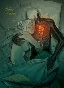 Mimo to jest w tym obrazku smutek. też miałam kiedyś czyjaś serce w dłoni .. ...