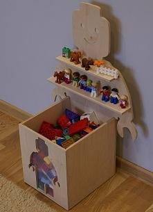 lego ludzik na zabawki