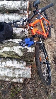 Nowy rower i wyprawy! Wczoraj druga przejażdżka tylko 1h 20min. Dzisiaj niest...
