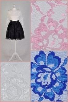 koronkowe spódnice - Arkany...