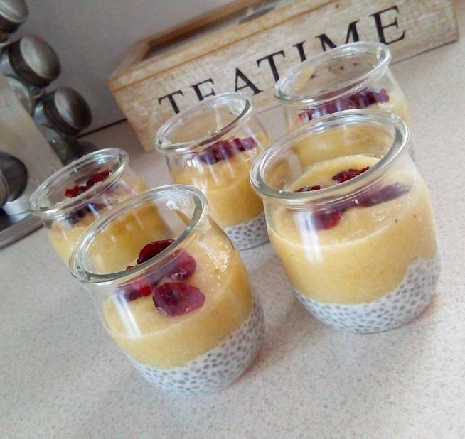 Pudding chia :P jagoda_berry1234
