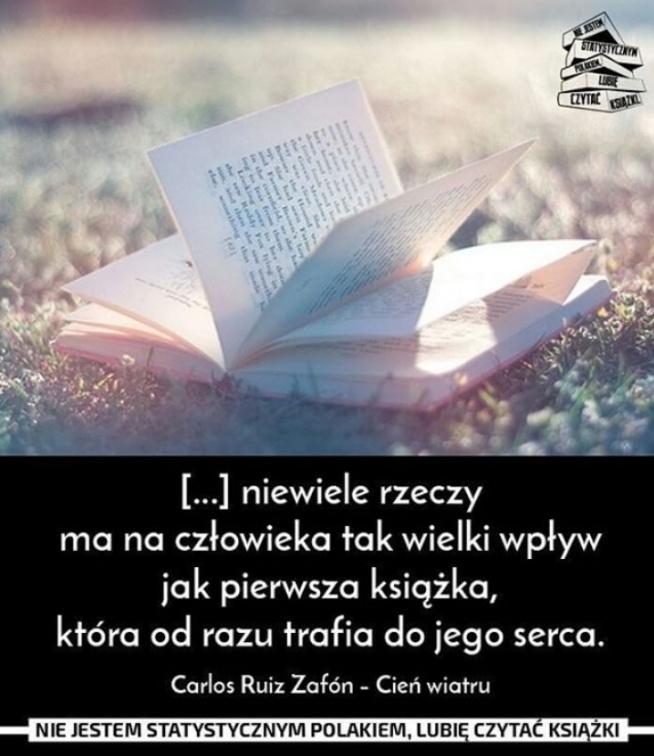 Cień Wiatru Na Wspaniałe Cytaty Zszywkapl