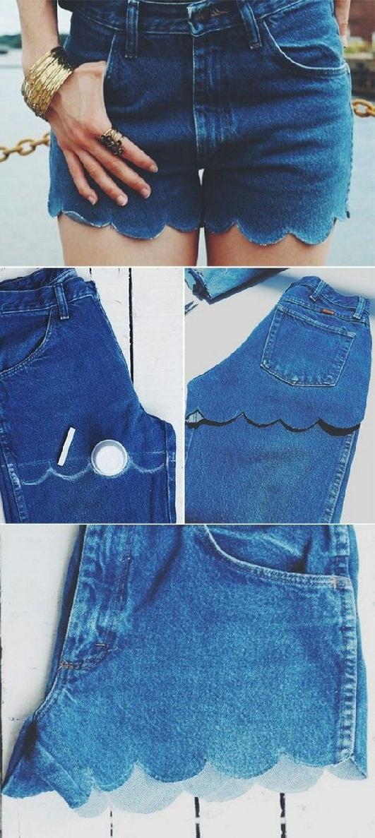 DIY- nowe życie spodni