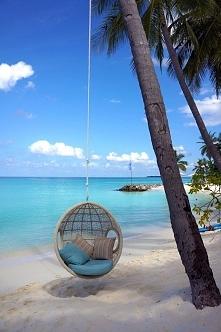 boskie miejsce - Reethi Rah, Maldives