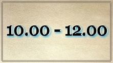 Osoby urodzone pomiędzy: 10.00 a 12.00 – sprawdź to… Osoby urodzone w tym prz...