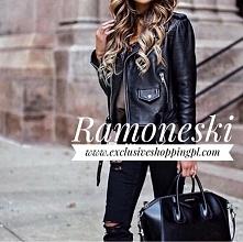 Ramoneska Biker Zara