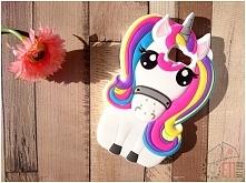 Gumowe etui 3D - Pony <3 Etui dostępne jest na wiele modeli telefonów
