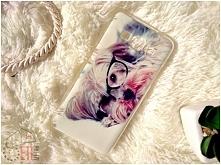 Piesek <3 Etui ze zwierzakami dostępne są do wielu modeli telefonów