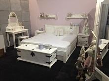 bielone meble sdo sypialni